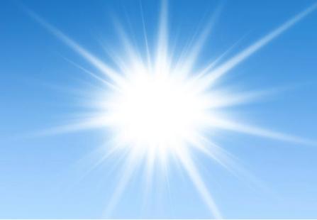 L'œil et le soleil